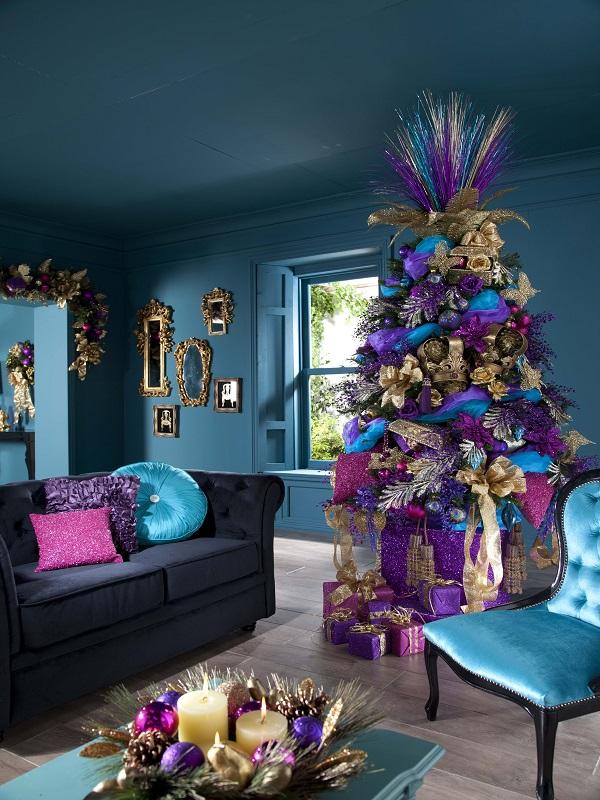 Как украсить комнату на новый год 2015 своими руками фото